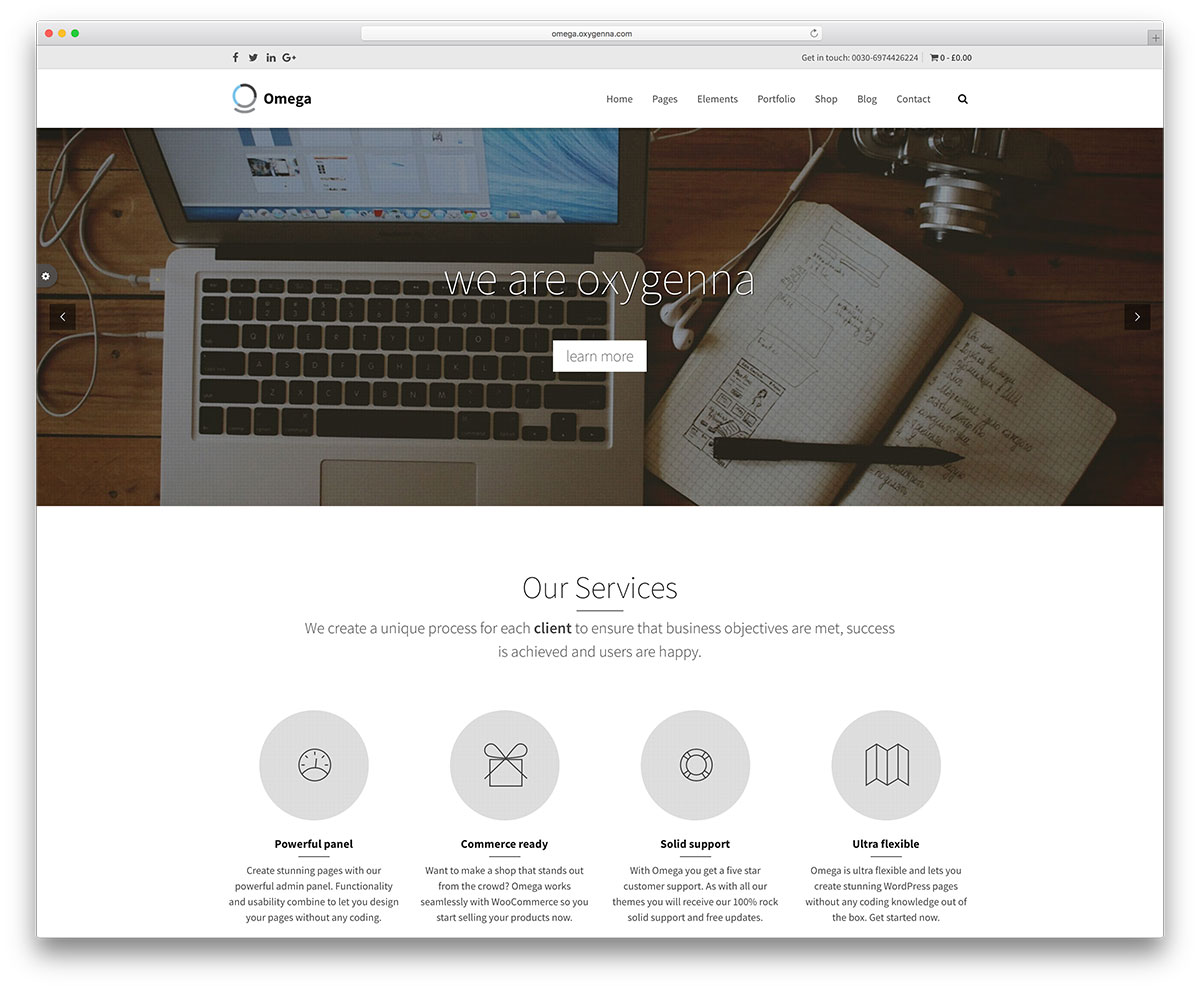 omega-classic-one-page-wordpress-template